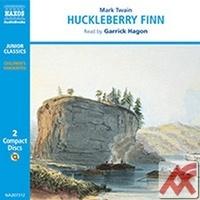 The Adventures of Huckleberry Finn - 2 CD (audiokniha)