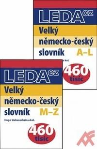 Velký německo-český slovník A-L, M-Z (1+2 diel)