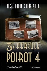 3x Hercule Poirot 4 (české vydanie)