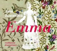 Emma - CD (audiokniha)