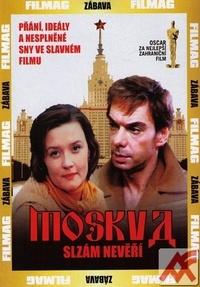Moskva slzám nevěří - DVD (PB balenie)