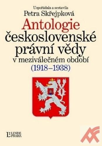 Antologie československé právní vědy