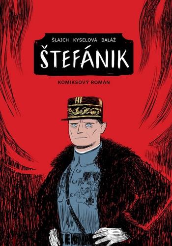 Štefánik. Komiksový román (slovenské vydanie)