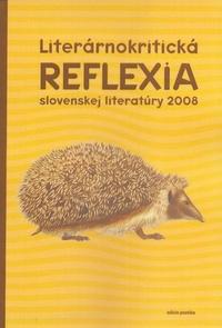 Literárnokritická reflexia slovenskej literatúry 2008