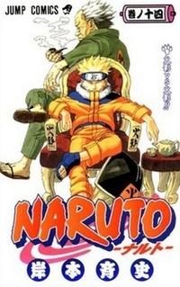 Naruto 14. Souboj stínů