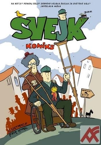 Švejk - komiks