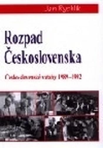 Rozpad Československa 1989-1992
