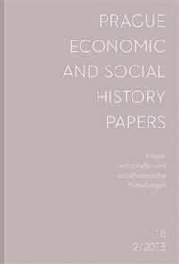 Prague Economic and Social History Papers 2/2013