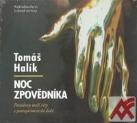 Noc zpovědníka - CD (audiokniha)