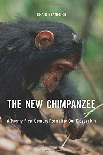 The New Chimpanzee. A Twenty-First-Century Portrait of Our Closest Kin