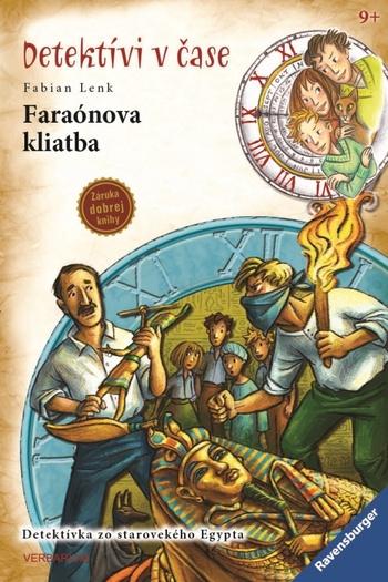 Faraónova kliatba - Detektívi v čase 10
