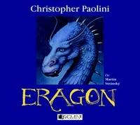 Eragon - MP3 CD (audiokniha)