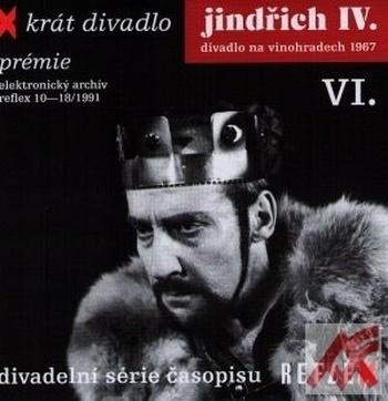 Jindřich IV. - DVD (divadelné predstavenie)