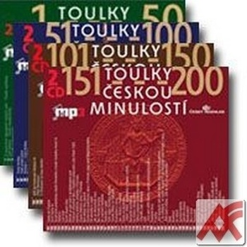 Toulky českou minulostí 1-200 -  8 MP3 (audiokniha)