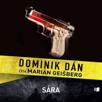 Sára - CD MP3 (audiokniha)