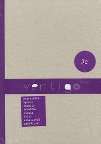 Vertigo 2/2019 + kniha Povedz iba slovo