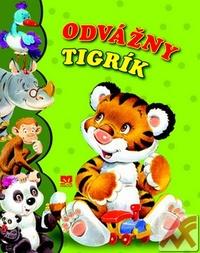 Odvážny tigrík - leporelo