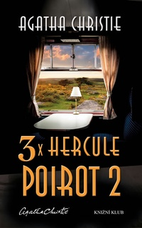 3x Hercule Poirot 2 (české vydanie)