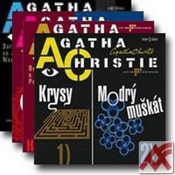 Agatha Christie - komplet 4 CD
