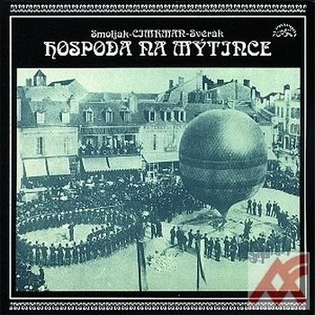 Hospoda na Mýtince - CD (audiokniha)