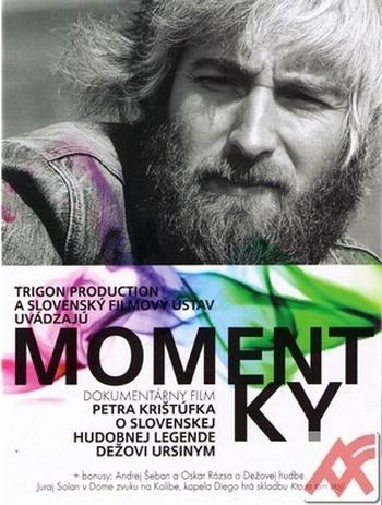 Momentky - DVD
