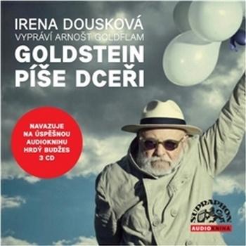 Goldstein píše dceři - 3 CD (audiokniha)