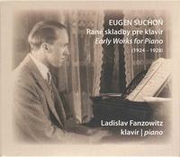Rané skladby pre klavír - CD
