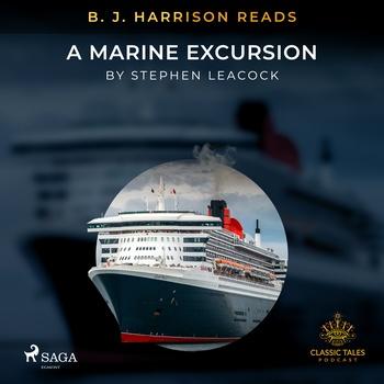 B. J. Harrison Reads A Marine Excursion (EN)