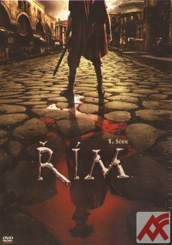 Řím (1. séria) - DVD