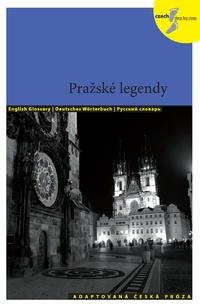 Pražské legendy + CD