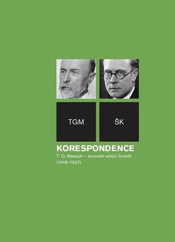 Korespondence T. G. Masaryk - Slovenští veřejní činitelé (1918-1937)