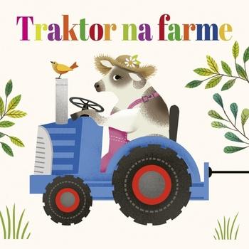Traktor na farme