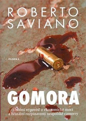 Gomora (české vydanie, tvrdá väzba)