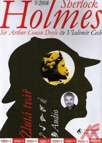 Sherlock Holmes. Žlutá tvář - CD (audiokniha)