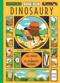 Dinosaury - 100 otázok a 70 okienok!