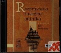 Rozprávania ruského pútnika - 2 MP3 CD (audiokniha)