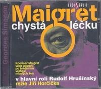 Maigret chystá léčku - MP3 (audiokniha)