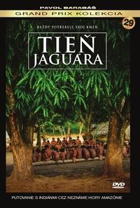 Tieň jaguára - DVD