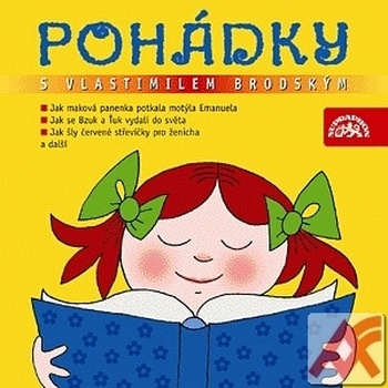 Pohádky s Vlastimilem Brodským - CD (audiokniha)
