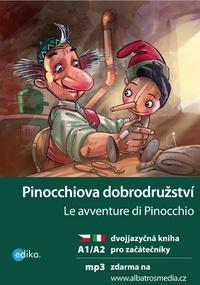Pinocchiova dobrodružství / Le avventure di Pinocchio