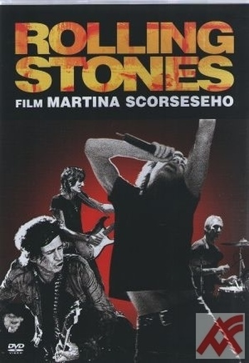 The Rolling Stones. Film Martina Scorseseho - DVD