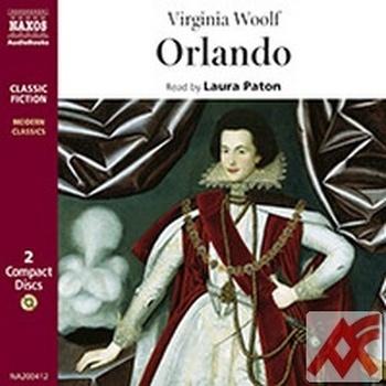 Orlando - 2 CD (audiokniha)