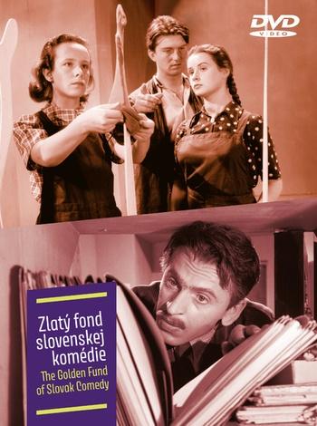 Zlatý fond slovenskej komédie III. - 2 DVD