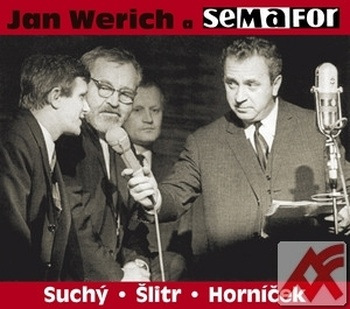 Jan Werich a Semafor - CD (audiokniha)