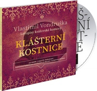 Klášterní kostnice - CD MP3 (audiokniha)