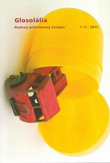 Glosolália 1-2/2012