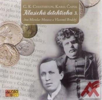 Klasická detektivka 3. - MP3 (audiokniha)