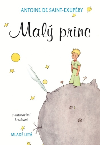 Malý princ s autorovými kresbami