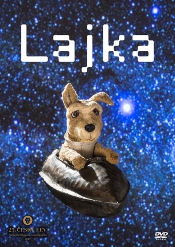 Lajka - DVD