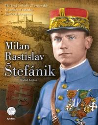 Milan Rastislav Štefánik (anglické vydanie)